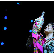 Lila Downs, Prospect Park Bandshell, Brooklyn