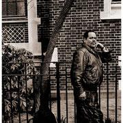Sonny Sharrock, John Jay Park, New York City 1993