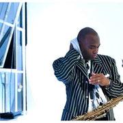 James Carter, Jazz Foundation of America Loft Party Fundraiser, Jack Studios, New York City 2013