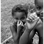Childhood Immodesty,  Jamaica, W.I. 2003