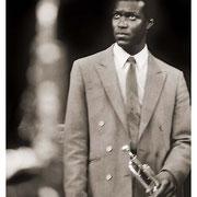 Wallace Roney (1950-2020), Kool Jazz Festival, Saratoga Springs, NY 1985
