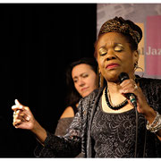 Catherine Russell, Jazz Power Initiative at The Jazz Museum, NYC 2018