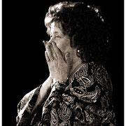 """Finally Feeling Fame"", Shirley Horn (1934-2005), IAJE Conference, NYC 1991"