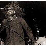 """Jah RastaTosh"", Peter Tosh (1944-1987), Agora Ballroom, Atlanta 1982"