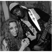 Wendy Oxenhorn and Ladell McLinn, NYC 2003