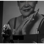Yolanda Adams, Nancy Wilson Memorial Tribute, Aaron Davis Hall, NYC 2019