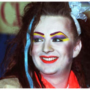 Boy George, Press Conference, Atlanta, GA 1984