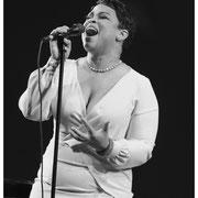 Laurin Talese, Nancy Wilson Memorial Tribute, Aaron Davis Hall, NYC 2019