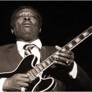 B.B. King, Atlanta Free Jazz Festival 1982