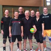 Volleyball Männer beim Turnier in Bodnegg