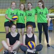 Gruppenfoto Volleyball Jugend
