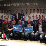 Volleyball Männer beim VFB Friedrichshafen