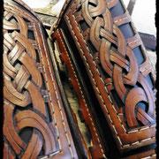 Armstulpen Vikingknot