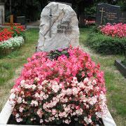Einzelgrab Estremoz Friedhof Weihenzell