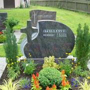 Doppelgrabstein Orion FriedhofnWeihenzell