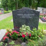 Doppelgrabstein Orion  FriedhofWeihenzell