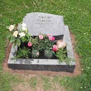 Urnengrab Orion Friedhof Eyb