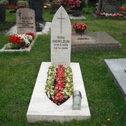 Einzelgrab Estremoz Stadtfriedhof Ansbach