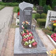 Einzelgrab Orion mit Friedhof Eyb