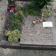 Urnengrab Hymalaya Friedhof Sachsen
