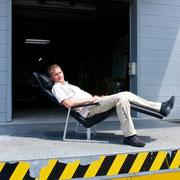 Walter Lustenberger, Schreiner / Logistik Emmen