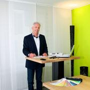 Peter Vögeli, dipl. Innenarchitekt SfG, Planung/Verkauf Luzern - p.voegeli@buchwalder-linder.ch