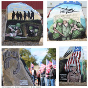 The Sac County Freedom Rock - Sac City, Iowa