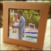 DVD personnalisé avec les photos en HD de votre mariage inclus ou en supplément selon la formule choisie