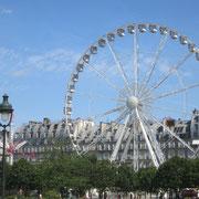 観覧車がパリにやってきた!