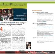 Newsletter Deutsch-Israelische Wirtschaftsvereinigung