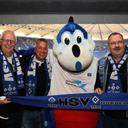 Hajo, Michael, Hermann und Udo