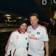 Tolgay Arslan mit Dirk