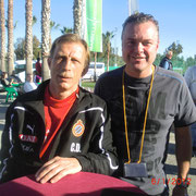 mit Christoph Daum