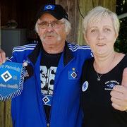Helm-Peter mit Susanne Scholz