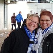 Helga Kaphingst (links/zusammen mit Susann Lienemann)