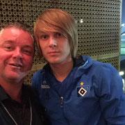 Jochen mit Alen Halilovic