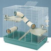 une cage interessante à aménager !