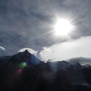 Aiguille du Midi. © Alexandra Schweikart