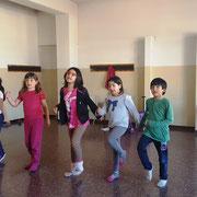 a lezione di danza! 2016