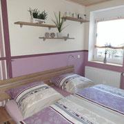 Geräumiges und gemütliches Schlafzimmer