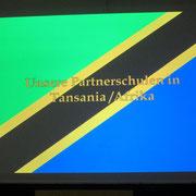 ... für Helfen macht Schule und damit für unsere tansanischen Partnerschulen.