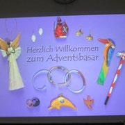 Auch dieses Jahr gab es einen Adventsbasar der 6. Klassen der Kopernikusschule ...