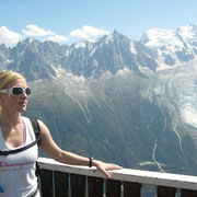 Walking on holiday in the French Alps
