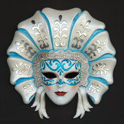 máscara biancaneve