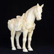 caballo terracota