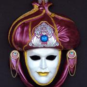 máscara saracino