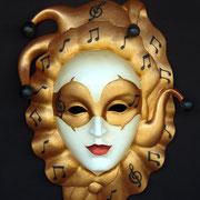 máscara gianduia