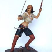 chica pirata
