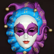 máscara giacometta
