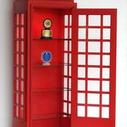 cabina telefónica inglesa